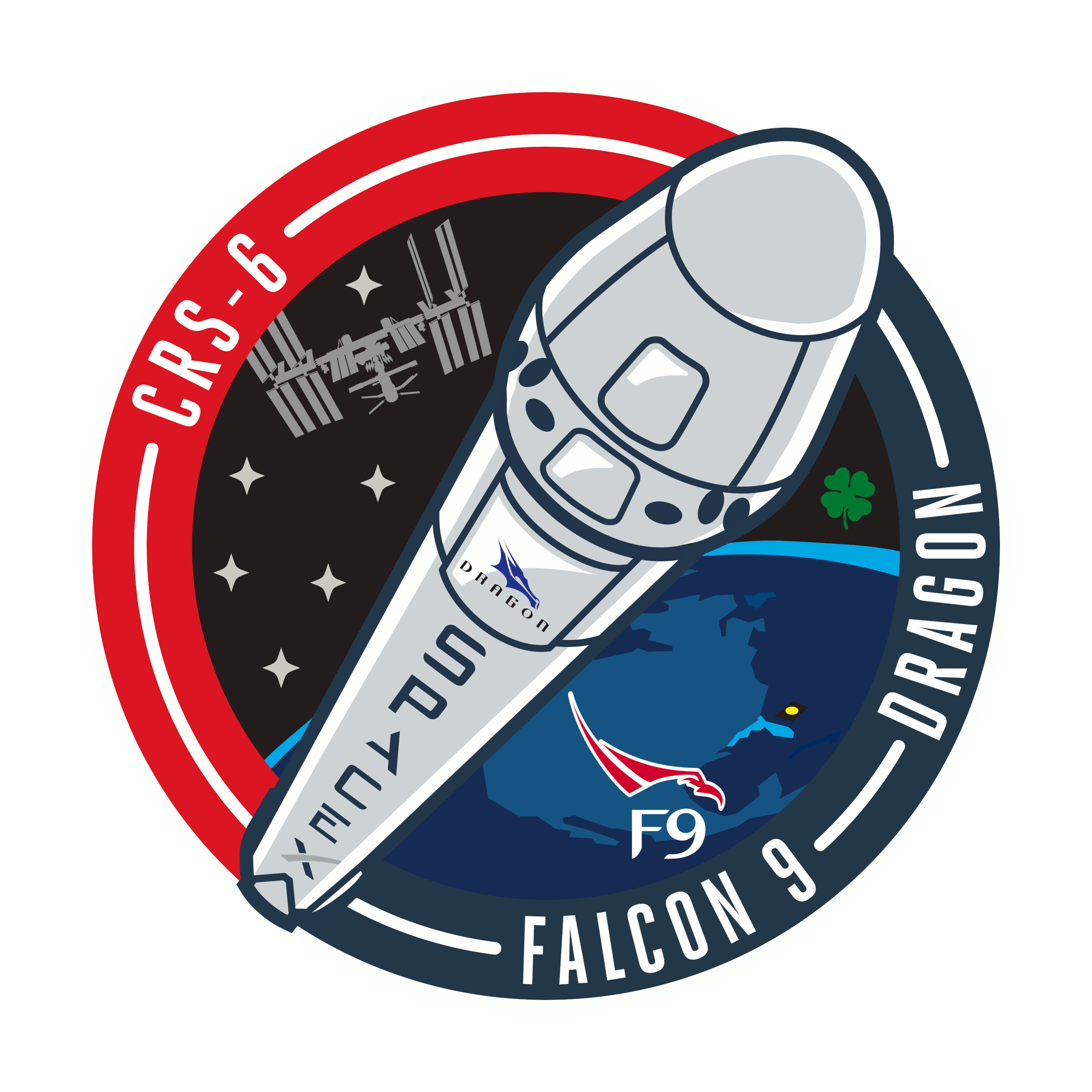 SpaceX Mission Patches – ElonX.net