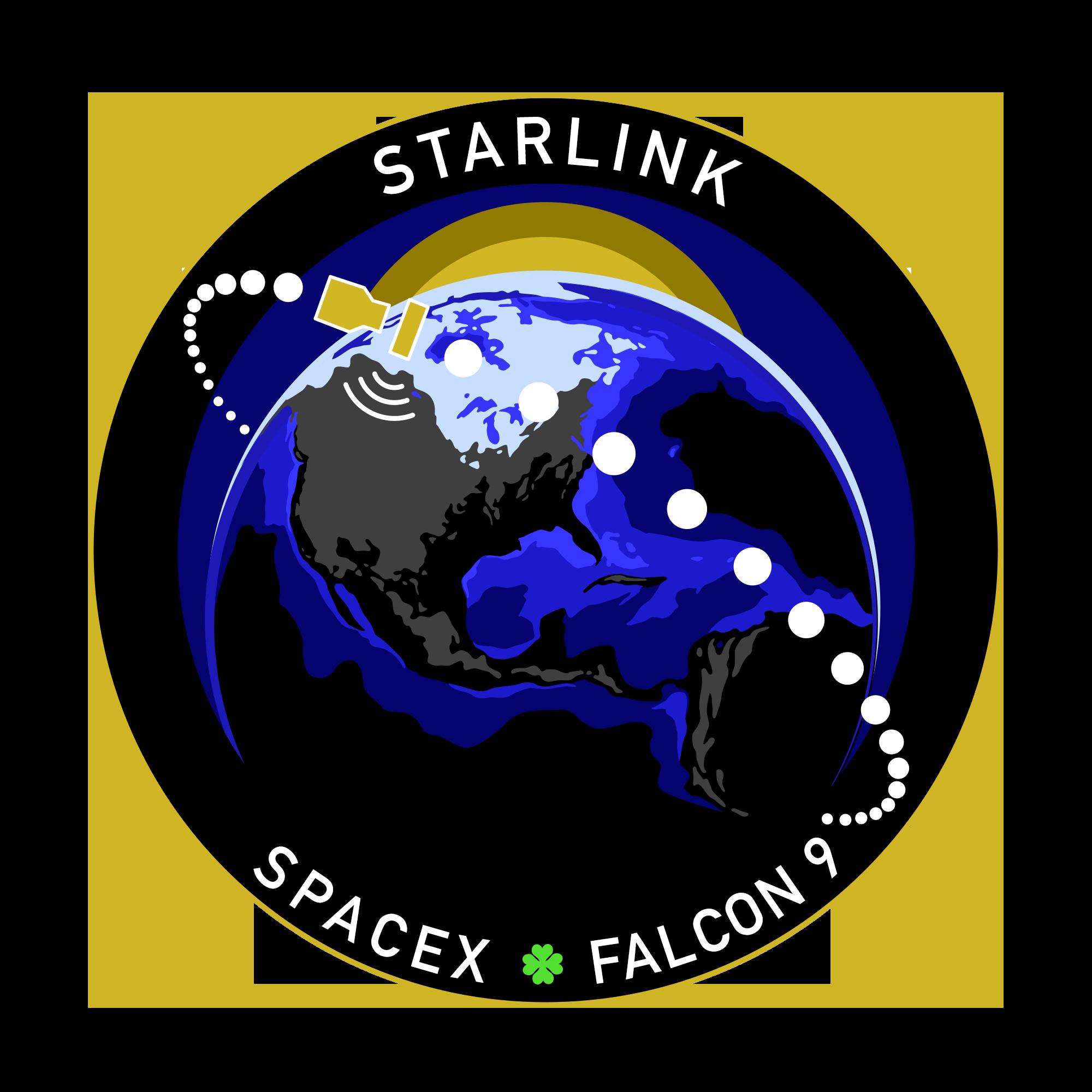 Parche de misión de «Starlink»